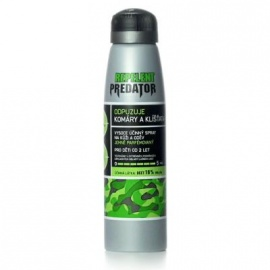 Repelent Predátor spray 150ml - zelený